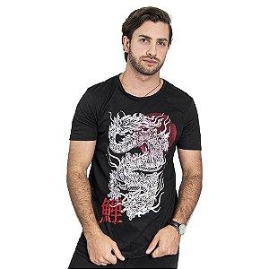 """Camiseta """"Chinese Dragon"""" - SKULLER"""