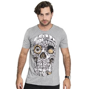 "Camiseta ""Mechanic"" - SKULLER"