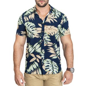 Camisa Pacific Blue Floripa
