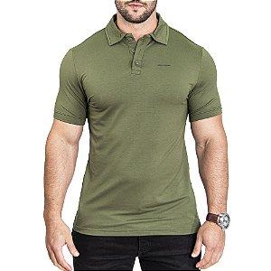 Camisa Polo Armani Militar