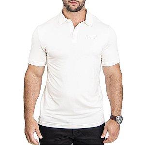 Camisa Polo Armani Off