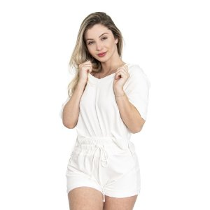 Conjunto Summer Off White
