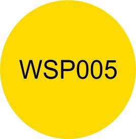 STICKY PRIME PU SOFT AMARELO (WSP005)