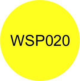 STICKY PRIME PU SOFT NEON AMARELO (WSP020)