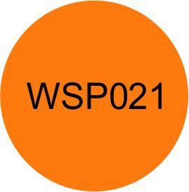 STICKY PRIME PU SOFT NEON LARANJA (WSP021)