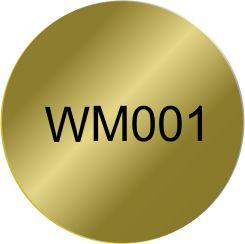 METALIC PRIME OURO (WM001)