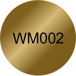 METALIC PRIME OURO ESCURO (WM002)
