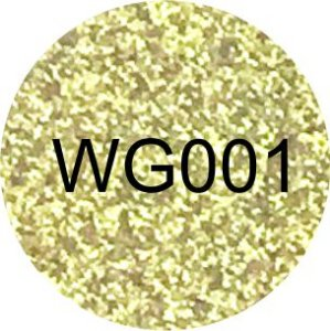 GLITTER PRIME OURO (WG001)