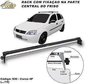 RACK DO TETO CORSA WIND/SEDAN/CELTA/FIESTA/KADETT