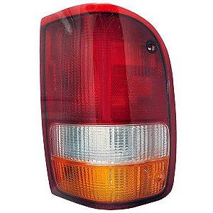 Lanterna Traseira Ranger 93 A 97 Esquerda Tricolor