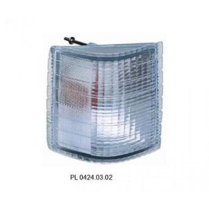 Lanterna Dianteira D20 A Veraneio 93 Esquerda Cristal