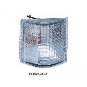 Lanterna Dianteira D20 A Veraneio 93 Direita Cristal