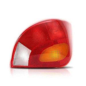 Lanterna Traseira Fiesta 96 Tricolor Esquerda
