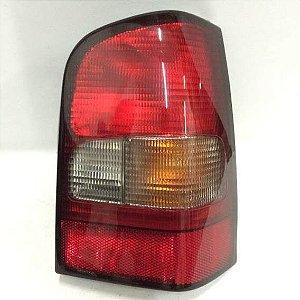 Lanterna Traseira Parati 96 A 99 Esquerda Rubi Bronze