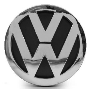 Emblema Porta Mala Gol G4 A G5 Fox 2010 Polo Hatch Golf 2007