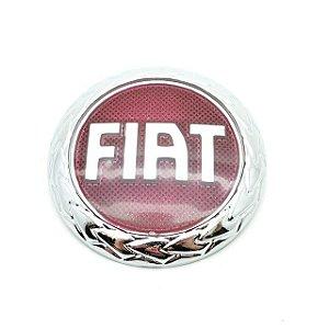 Emblema Grade e Porta Mala Fiat 2000 Palio e Uno