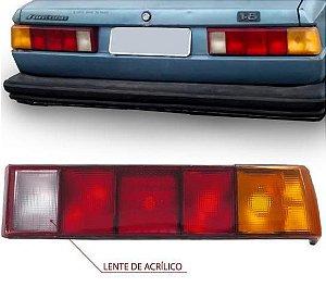 Lanterna Traseira Santana Direita 85 A 90 Ambâr