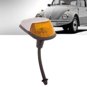 Lanterna Dianteira Fusca 1200 A 1300 A 1500 Ambâr