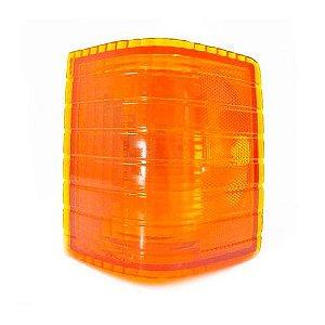 Lanterna Dianteira Esquerda Opala Caravan 88 A 92 Ambâr