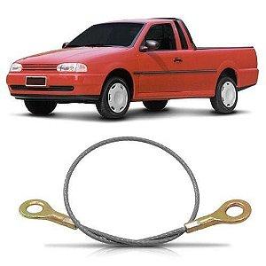 CABO LIMITADOR TAMPA TRASEIRA VW SAVEIRO 1982/1997
