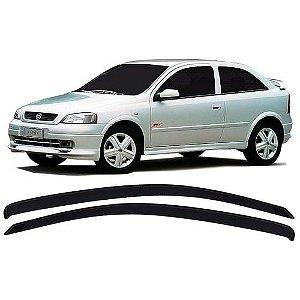 Calha De Chuva Astra Hatch 2000 A 2011 2 Portas
