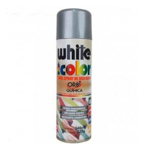 Tinta Spray Aluminio 340Ml 220G