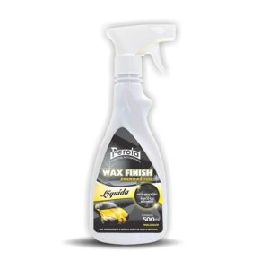 Cera Liquida Brilho Rapido Wax Finish 500Ml