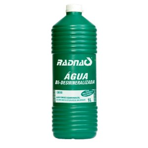 Agua Bi Desmineralizada 1 litro