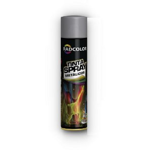 Tinta Spray Cromado 400Ml