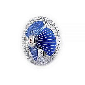Mini Ventilador 06 Helices 12V Plastico