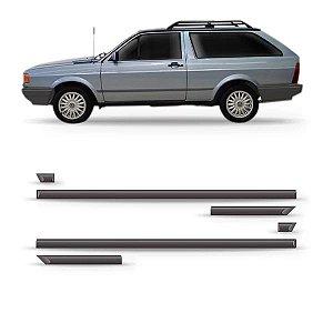 Friso Da Porta Gol E Saveiro Cl 1987 A 1992