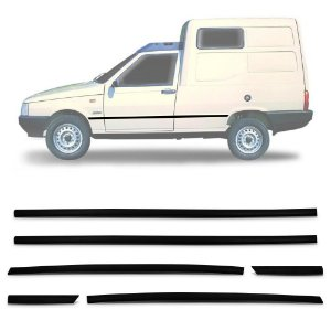 Friso Da Porta Fiorino e Pick-up ate 1993 Modelo Largo