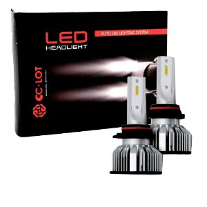 Par De Lâmpadas Led R8 CC-LOT H7