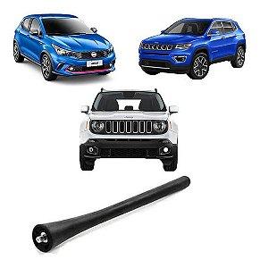Antena Haste Fiat 500 Toro Argo Cronos Jeep Compass Renegade