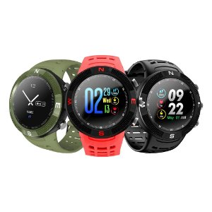 Smartwatch No.1 F18