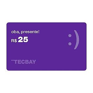 Vale presente R$25,00