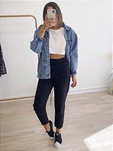 calça jeans mom alice