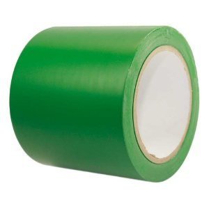 10 Fitas Demarcação Solo 100 X 30 Verde FURNA