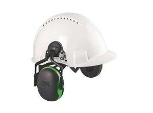 Capacete H-700 Ajuste Fácil + Abafador 3m Peltor X1P5E 17db