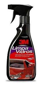 Limpa Vidros Automotivos 3m Original 500ml