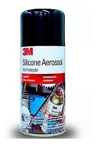 Silicone Spray Aerosol Lubrificante 3m Original 300ml