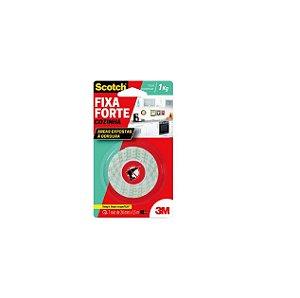 Fita Dupla Face 3M Fixa Forte Cozinha 24mm x 1,5m HB004522957