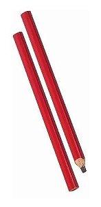 Lápis para Carpinteiro 43272/900 Tramontina 4 Unidades