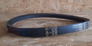 Correia Em V A20 American Belt