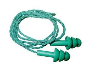 Protetor Auricular Copolimero Verde Ca 17664