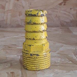 Espigao Fixo Macho Rosca 1 X 1 Ferro Fundido