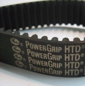 Correia Sincronizada 1280 8m 25 Gates Powergrip Htd