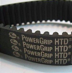 Correia Sincronizada 1440 8m 25 Gates Powergrip HTD