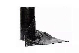 Lona Plastica Preta  4mt x 150 micras Negreira
