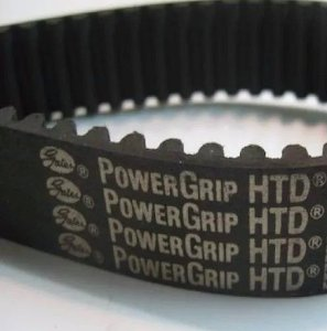 Correia Sincronizada 600 8M 40 Gates Powergrip HTD